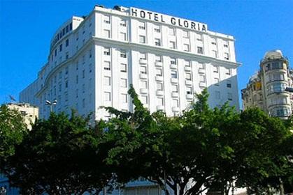 Hotel Glória pronto para reforma