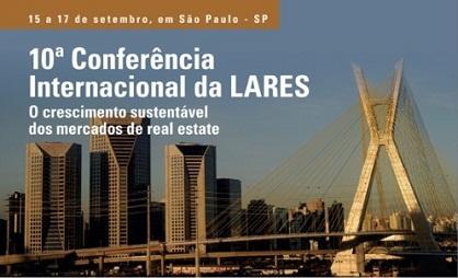 Conferência internacional em São Paulo