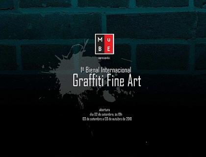 Bienal Internacional de Grafite