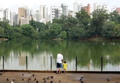 Já pensou em visitar um parque em reforma?