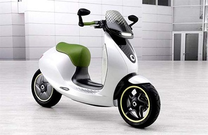 Moto sustentável