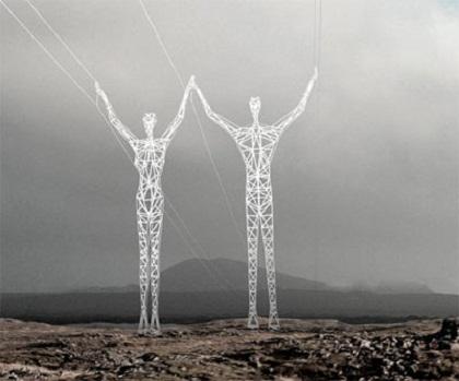 Energia em formas humanas