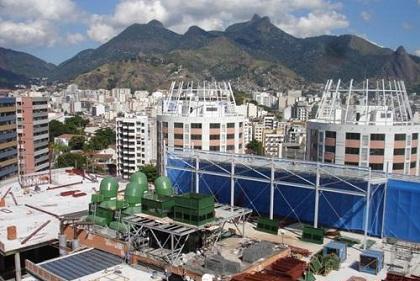 Rio: metro quadrado no Olimpo