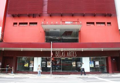 Tombamento do Cine Belas Artes será votado hoje em São Paulo