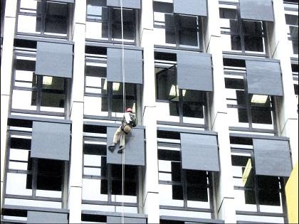 Fachadas: nova norma de segurança para esquadrias
