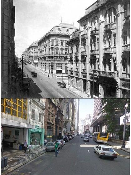 As transformações de São Paulo