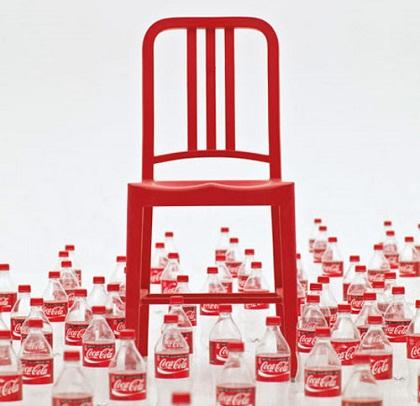 Refresque-se sobre uma Coca-Cola. Melhor dizendo: sobre 111!