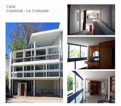 Conhe a a nica obra de le corbusier na am rica latina - Casas de le corbusier ...