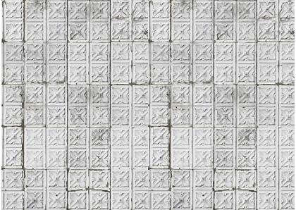 Papel de parede confere aspecto 3D