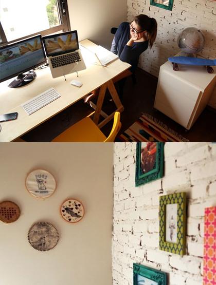 Precisando de um cômodo extra para usar como escritório?